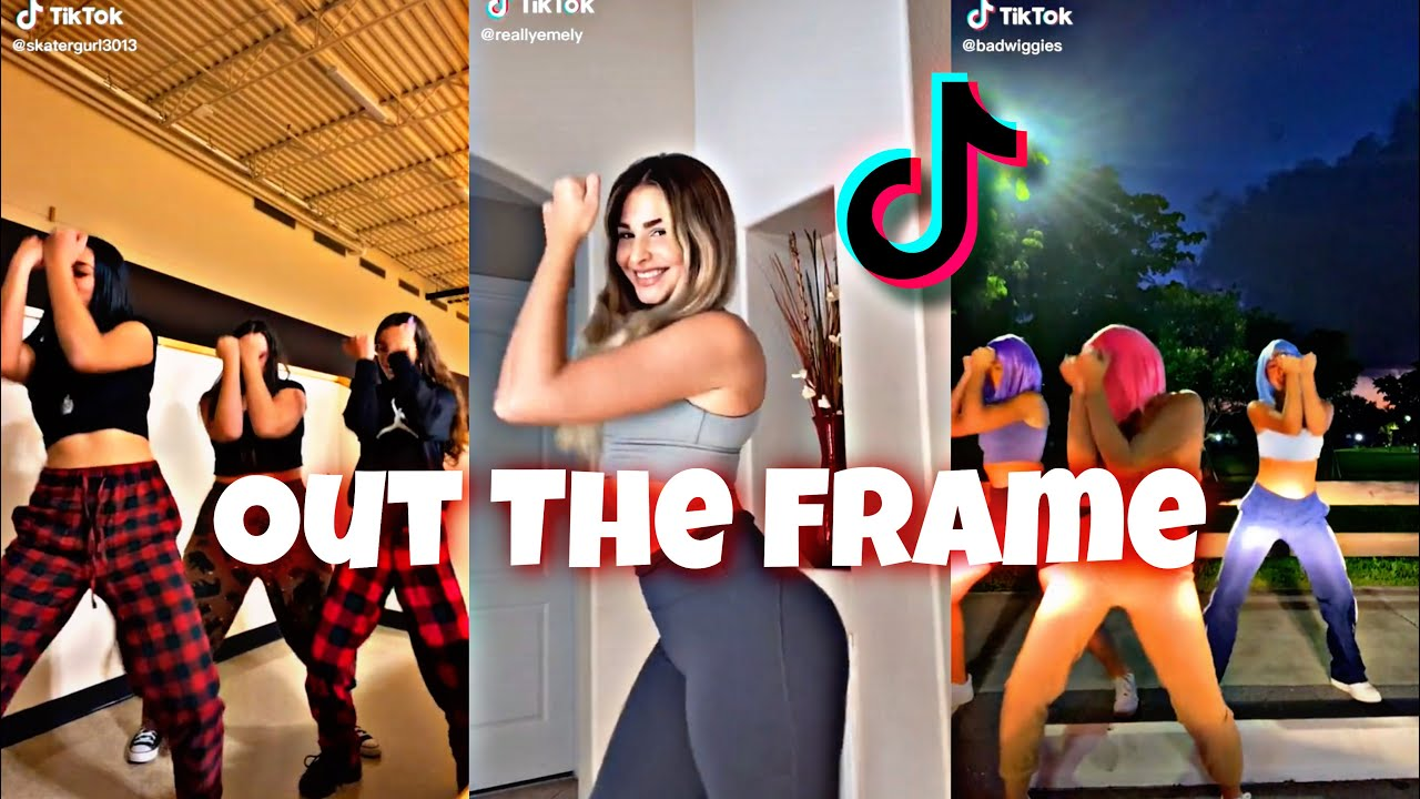 BEAT IT OUT THE FRAME TIKTOK DANCE COMPILATION NOVEMBER 2020