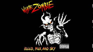 "White Zombie ""Blood, Milk & Sky"" EP"
