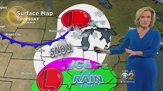 CBS 2 Weather Watch (5PM 1-15-18)