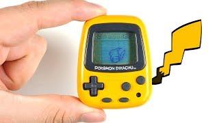 Unboxing Nintendo Pokemon Tamagotchi