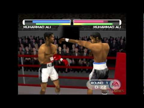 Knockout Kings 2001 - Gameplay PSX (PS One) HD 720P (Playstation classics)