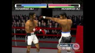 Knockout Kings 2001 Gameplay PSX PS One HD 720P Playstation Classics