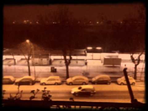 Vintage Snow in Rome