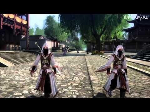 Легенды Кунг Фу - видеообзор TOP-RPG.RU от Мобофилки