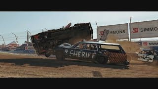 Wreckfest - Sheriff, The Crasher - Trailer