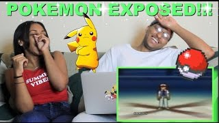 "Couple Reacts : ""POKÉMON: EXPOSED"" By Berleezy Reaction!!!"
