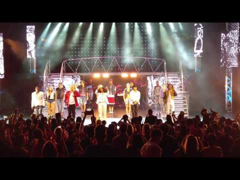 20161030(FHD) Thriller Live at The Parisian Theatre Macao (Halloween Costume night)
