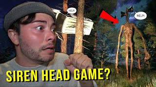 DO NOT PLAY SIREN HEAD GAME AT 3 AM!! *HE CAME AFTER US!!*