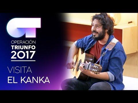 EL KANKA visita la Academia | OT 2017