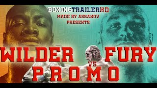 Deontay WILDER vs Tyson FURY Promo |THIS IS THE HEAVYWEIGHT [HD]
