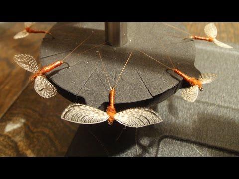Wally Wing Rusty Spinner
