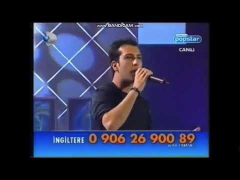 Popstar 2003 Abidin Özşahin - Çöpçüler Canlı Performans