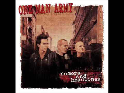 One Man Army - Rumors And Headlines [2002, FULL ALBUM]