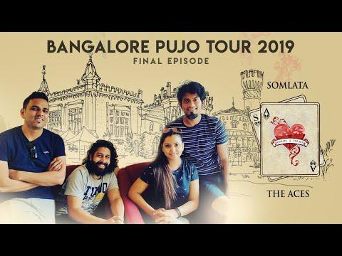 Somlata And The Aces  Bangalore Pujo Tour 2019- Final Episode  Somlata