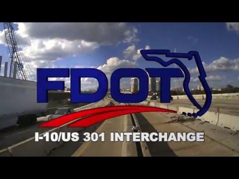 I-10 at US 301 Interchange