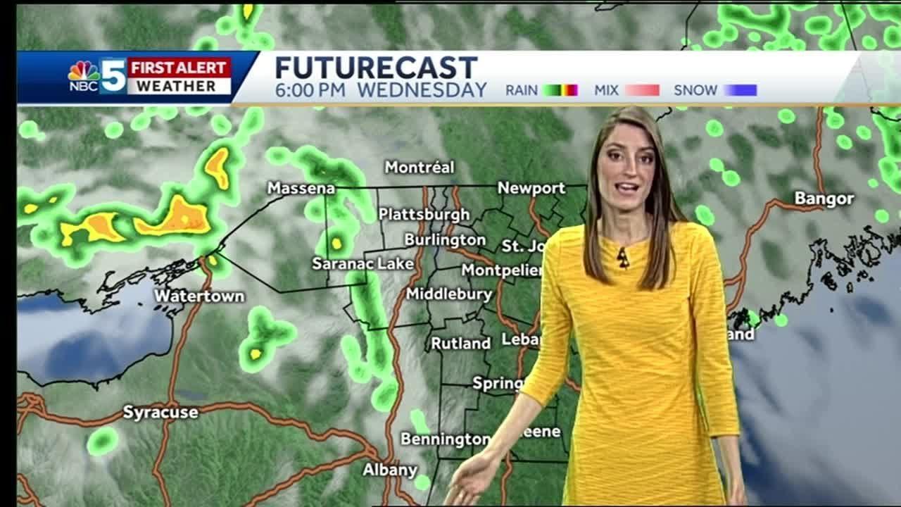 Latest Tech News: Video: Warmer and drier Wednesday 5/15/19 - MyNBC5-WPTZ thumbnail