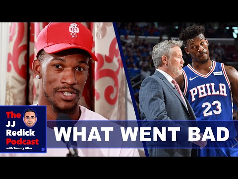 Jimmy Butler Reveals What Made Him Leave the Philadelphia 76ers | The JJ Redick Podcast | The Ringer