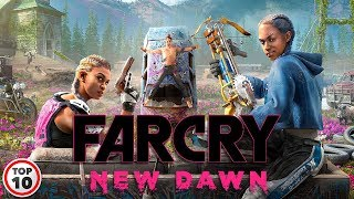 Top 10 Reasons To Be Excited For Far Cry New Dawn