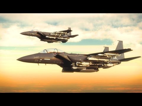 Boeing - Advanced F-15 2040C Fighter [1080p]