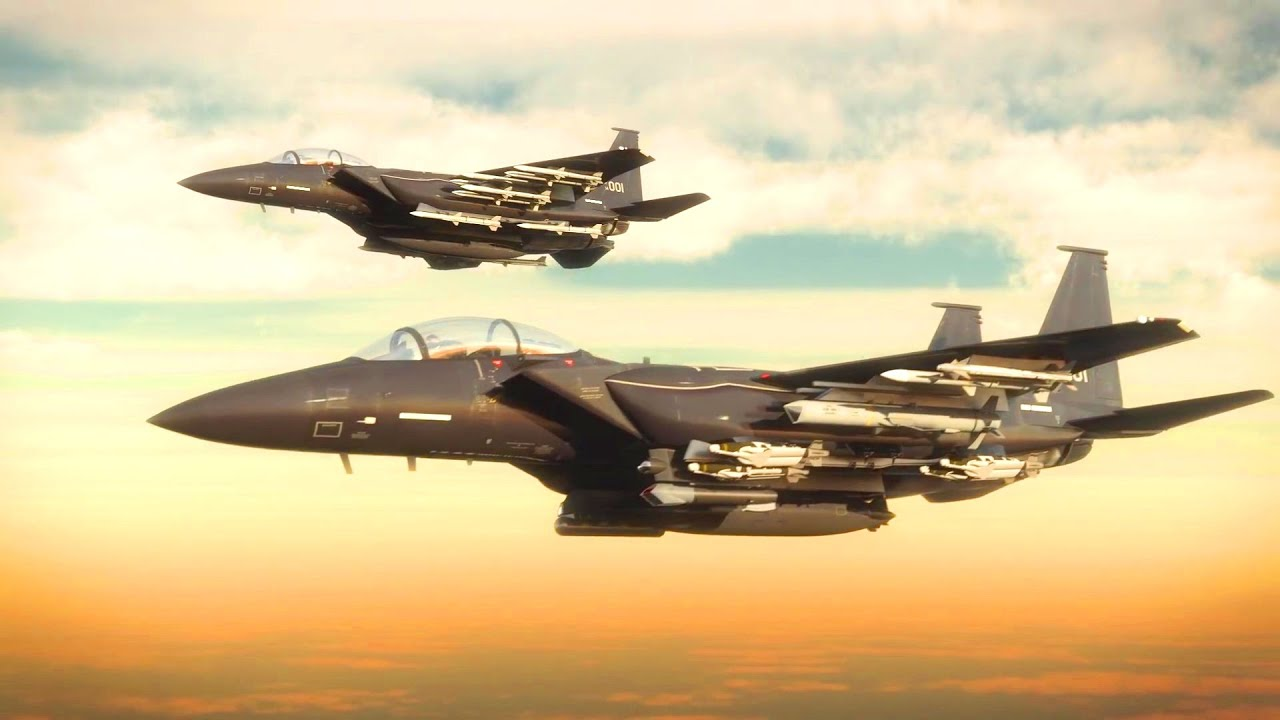 boeing - advanced f-15 2040c fighter [1080p] - youtube