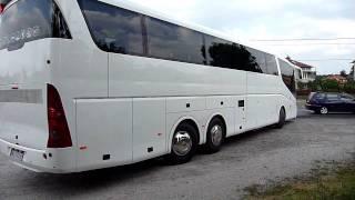 Scania Irizar PB 6x2 w Niepołomicach