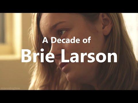 A Decade Of Brie Larson