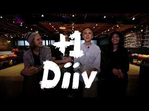"""DIIV perform """"Doused"""" at Brooklyn Bowl +1"""