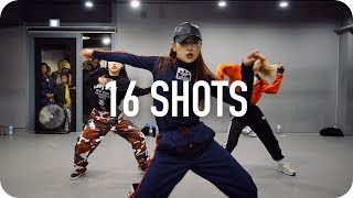 16 Shots Stefflon Don Youjin Kim Choreography