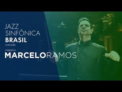 Jazz Sinfônica Brasil com regência de Marcelo Ramos   18/11/2018