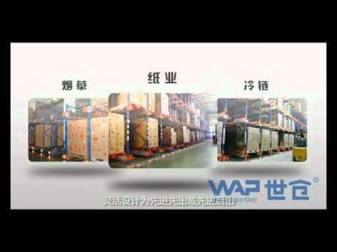 Radio Shuttle Rackings Systems from WAP Intelligence Storage Equipment (Shanghai) Corp., Ltd.