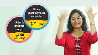 BSNL Value Added Services - Entertainment