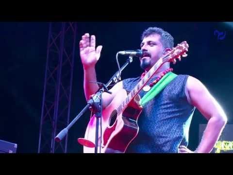 Raghu Dixit at Paramarsh'14 Concert- Khidki