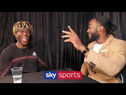 """""""I SWEAR HE'S GETTING KNOCKED OUT!""""   KSI on Logan Paul fight & his ambitions in boxing"""