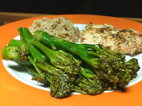 Quick & Easy Sautéed Broccolini Recipe - Episode #249