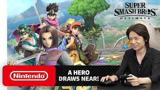 "Super Smash Bros. Ultimate - Mr. Sakurai Presents ""Hero"""