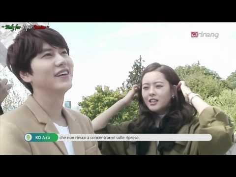151027 Pop in Seoul A million pieces Kyuhyun MV SUB ITA