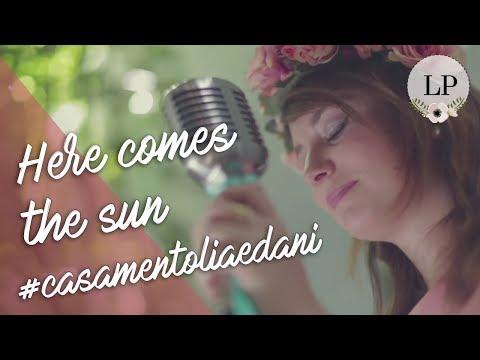Marcha + Here comes the sun - Lorenza Pozza por Giovanna Borgh