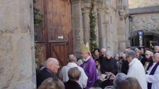 Obertura de l'Any Jubilar de la Misericòrdia a Urgell