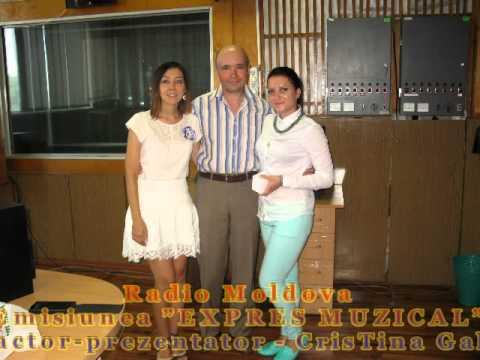 Vlad MIRCOS și LERYA la Radio Moldova (24.08.2015)