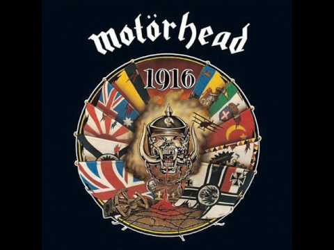 Motörhead - 1916 (Full Album)