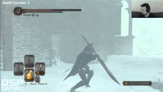 Dark Souls II DLC: Crown of the Ivory King pt2 - Cold Zombies and Frozen Chests