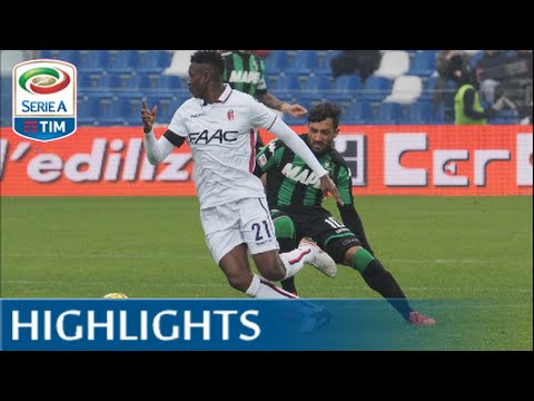 Sassuolo - Bologna 0-2 - Highlights - Matchday 21 - Serie A TIM 2015/16