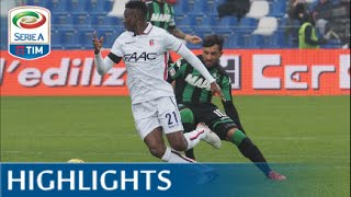 Sassuolo - Bologna 0-2 - Highlights - Giornata 21 - Serie A TIM 2015/16