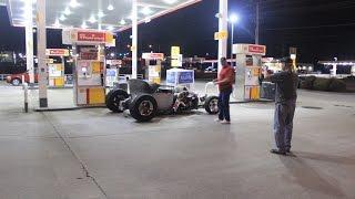 Quad Turbo T In Car
