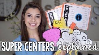 Super Centers Explained