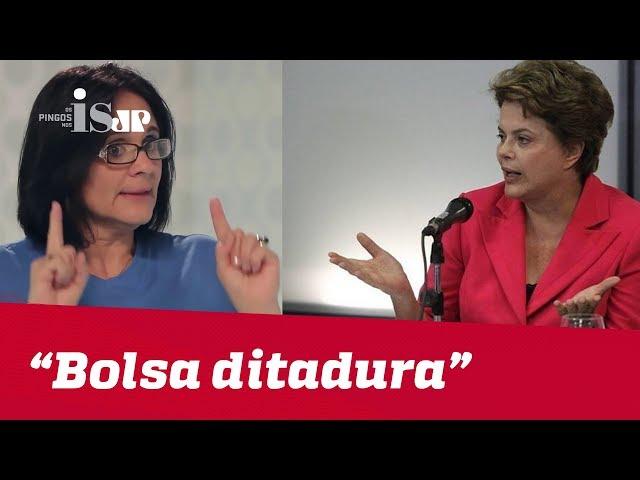 Bolsa-ditadura de Dilma: prêmio ao terrorismo