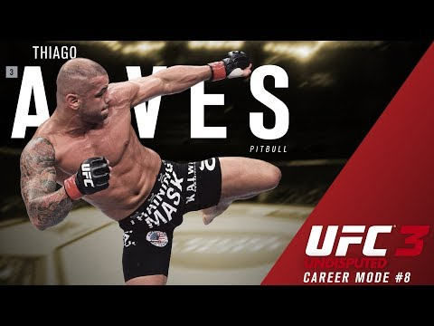 UFC Undisputed 3: Career Mode with Thiago Alves - Part 8 (Ultimate AI)