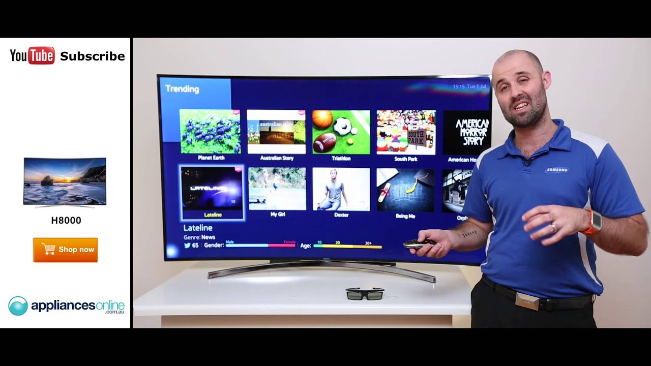 how to add terrarium tv to samsung smart tv