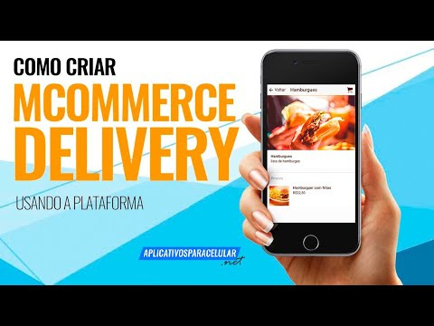 NiceApp | Recursos | M-Commerce | Delivery