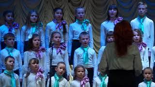 Юбилейный концерт в честь 50-летия Музыкальной школы №2 в г. Кременчуге (Часть 1)
